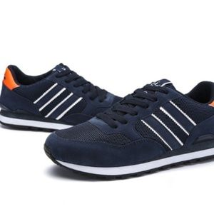 Other - Fashion Blue/Orange Sneakers